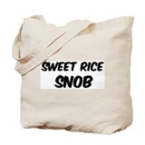 Sweet Rice Tote Bag