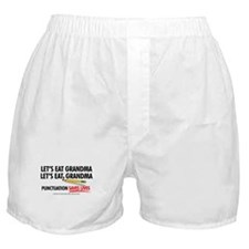 Punctuation Alternate Boxer Shorts