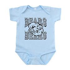 Bears Basketball Body Suit