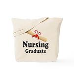 Nursing Graduate Tote Bag