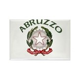 Abruzzo, Italy Rectangle Magnet
