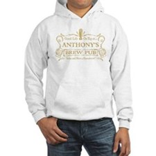 Personalized Home-Brewer Brew Pub Hoodie