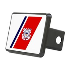 Cute Coast guard reserve Hitch Cover