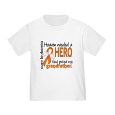 Leukemia Heaven Needed Hero T