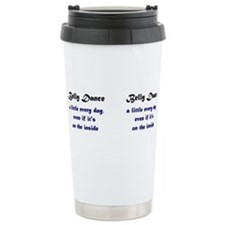 Cute Belly Travel Mug