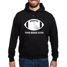 Custom Football Hoodie
