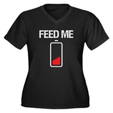 Feed Me Plus Size T-Shirt