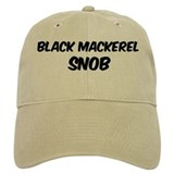 Black Mackerel Baseball Cap