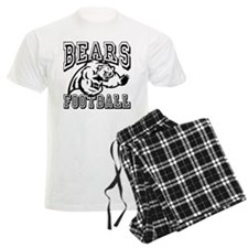 Bears Football Pajamas