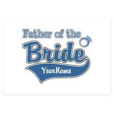 Father of the Bride Invitations