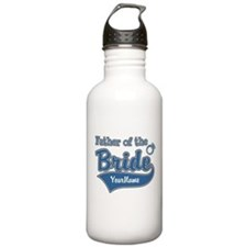 Father of the Bride Water Bottle