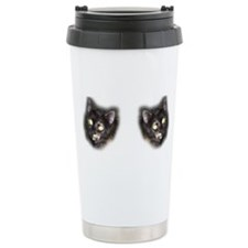 Cute Calico Travel Mug