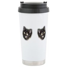 Cute Pets calico cats Travel Mug