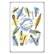 Chef's Tools Banner