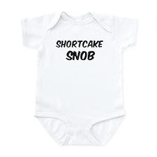 Shortcake Infant Bodysuit