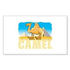 Kid Friendly Camel Stickers