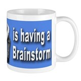 Bad Boss Brainstorm Mug for Workers