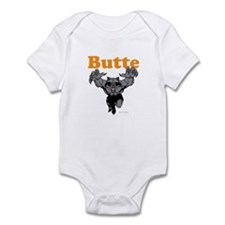 Butte, Alaska Body Suit