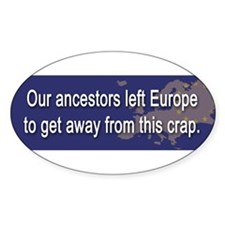 Europe2 Decal