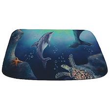 Hawaiian Dolphin Bathmat