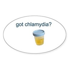 Got Chlamydia? Decal