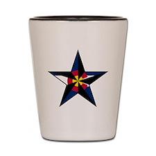 Calirado Star Shot Glass