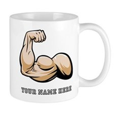 Custom Bicep Flex Mugs