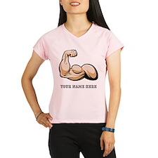 Custom Bicep Flex Performance Dry T-Shirt