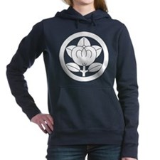 Mandarin orange in circle Hooded Sweatshirt