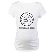 Custom Volleyball Shirt