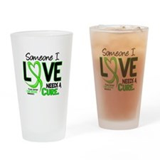 Lyme Disease Needs a Cure 2 Drinking Glass
