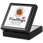 FindBugs Keepsake Box