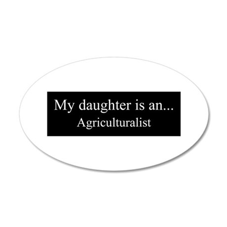 Daughter - Agriculturalist Wall Decal