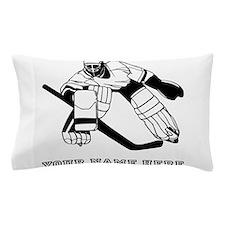 Custom Hockey Goalie Pillow Case