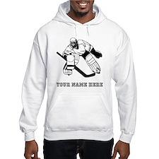 Custom Hockey Goalie Hoodie