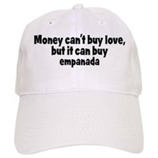 empanada (money) Baseball Cap