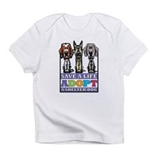 Cute Dog rescue Infant T-Shirt