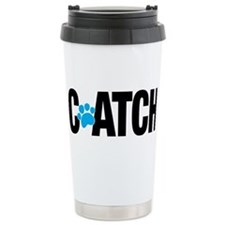Cute Sporting dogs Travel Mug