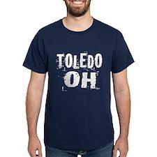 Toledo Grunge T-Shirt