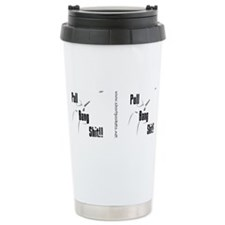 Funny Gun club Travel Mug