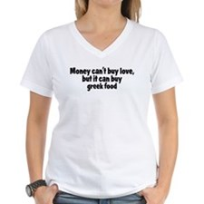 greek food (money) Shirt