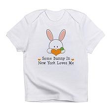 Unique Easter bunny Infant T-Shirt
