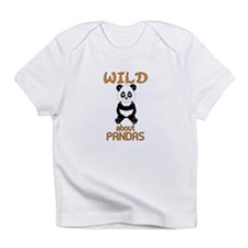 Wild About Pandas Infant T-Shirt