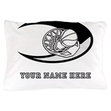 Custom Basketball Icon Pillow Case