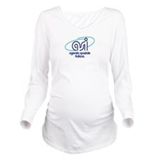 Asi - Italian Space Long Sleeve Maternity T-Shirt