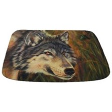 Wolf: Moment Bathmat