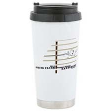 Hammered dulcimer Travel Mug
