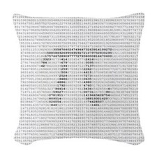 Unique Throw Woven Throw Pillow