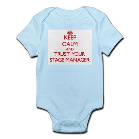 Keep Calm and trust your Stage Manager Body Suit