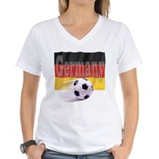 Soccer Flag Germany Shirt